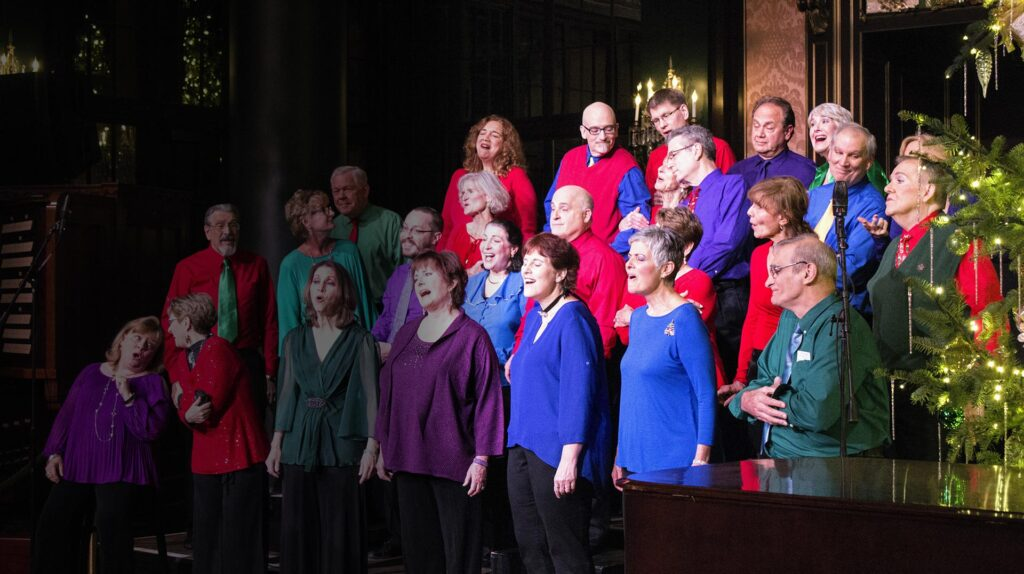 A Cappella Pops Chorus Photo