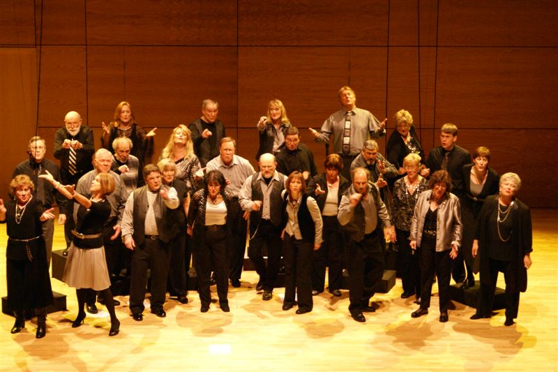 A Cappella Pops Performs in New Zealand