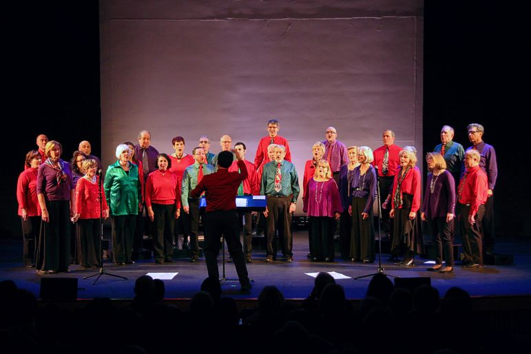 A Cappella Pops Holiday 2019 Performance